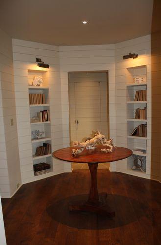 Vestibule library