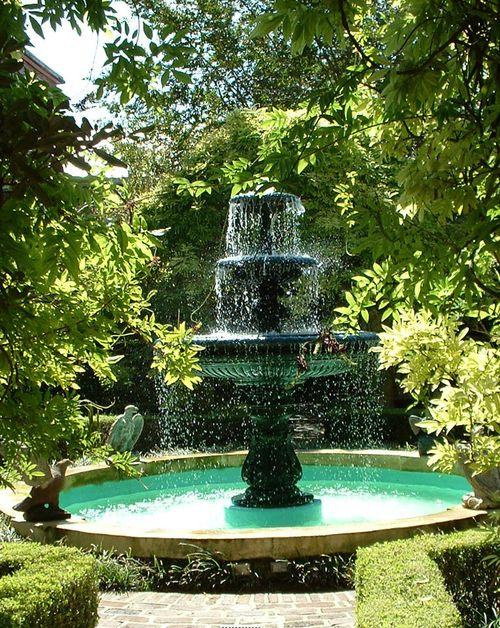 Fountain nice