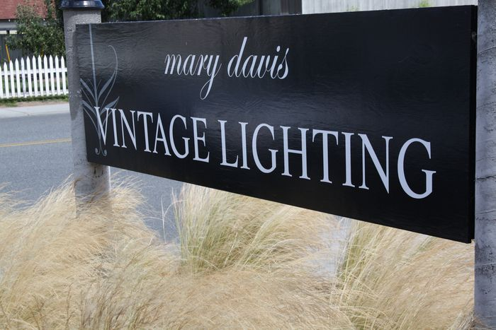 Mary davis lighting store