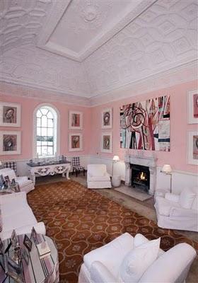 Bellamont pink room