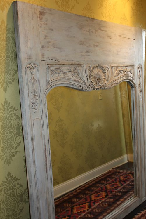 Lakeland moulding mirror