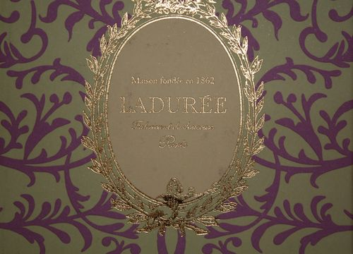 Laduree packaging