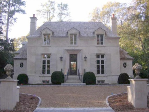 174 Peachtree Battle Atlanta French syle new home