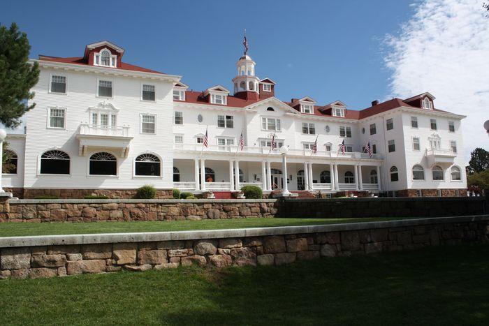 Stanley Hotel 1909