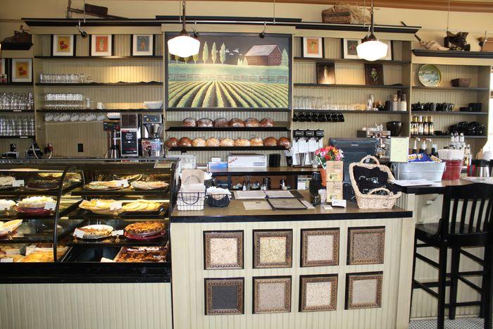 Seeds restaurant