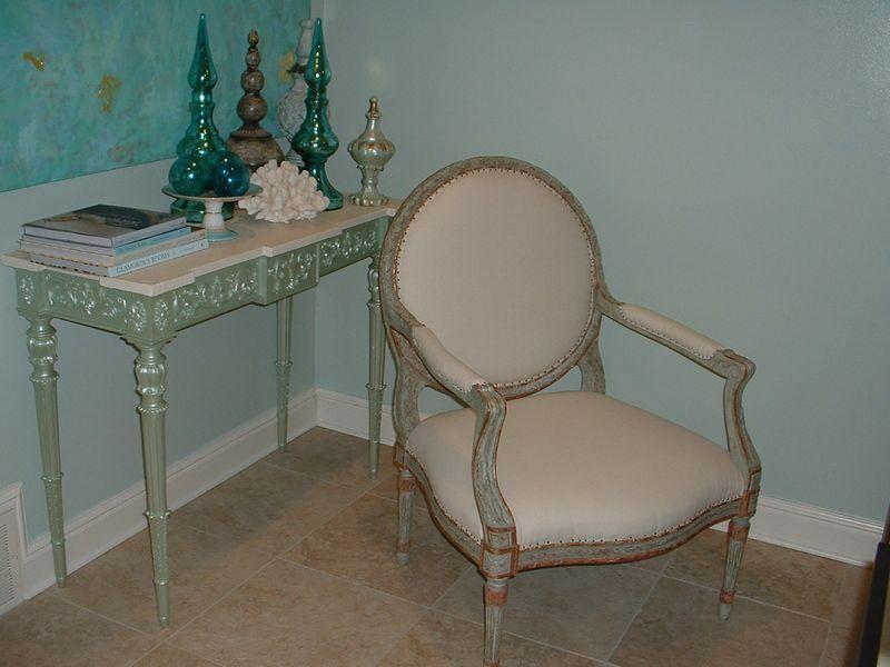 Amy howard chair 1