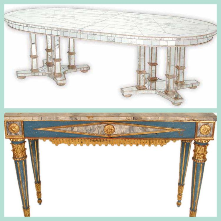 Table and console