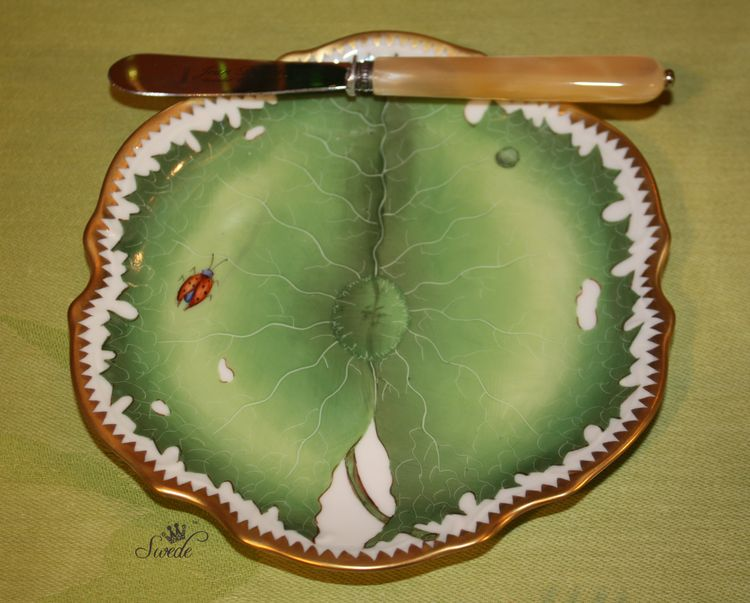 Swede butter plate7914