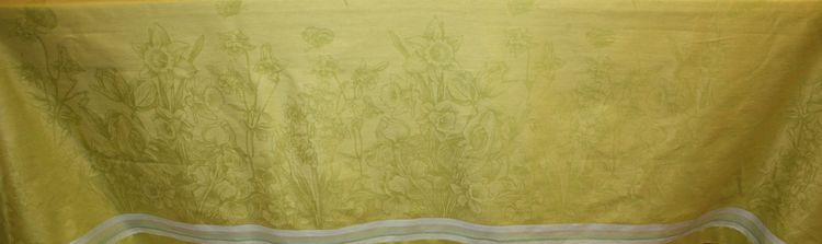 Swede tablecloth7956