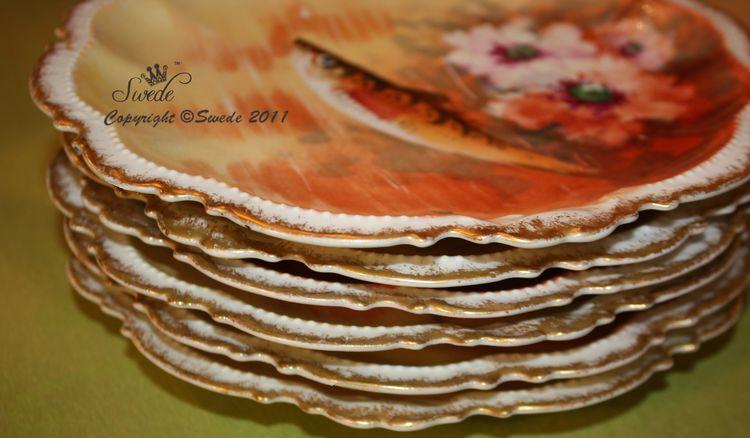 Fish plates8316