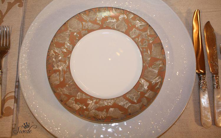 Dessert plate 7621