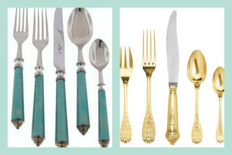 Flatware french