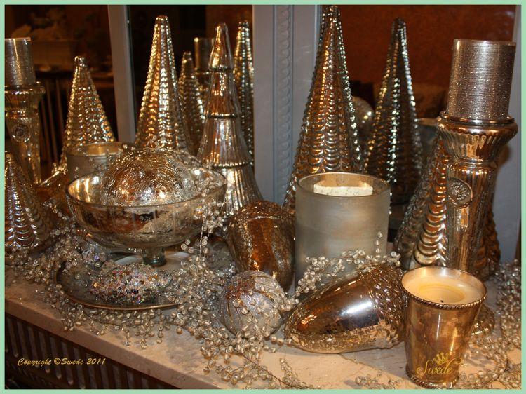 Silver table angle