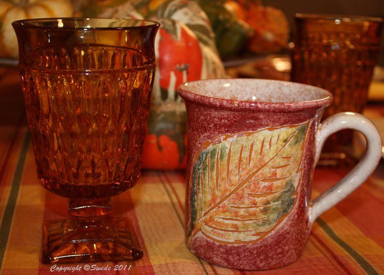 Mug goblet 8985