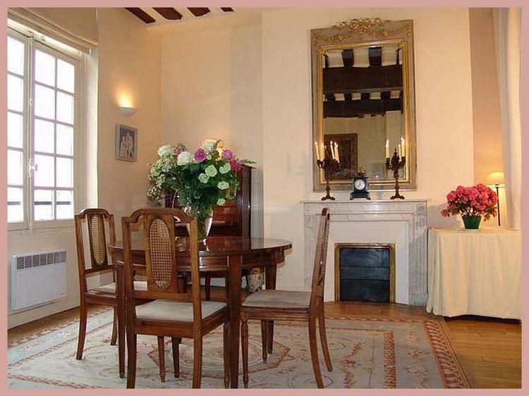 Paris apartment inside