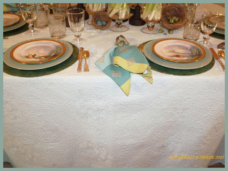 Tablecloth close uplogo
