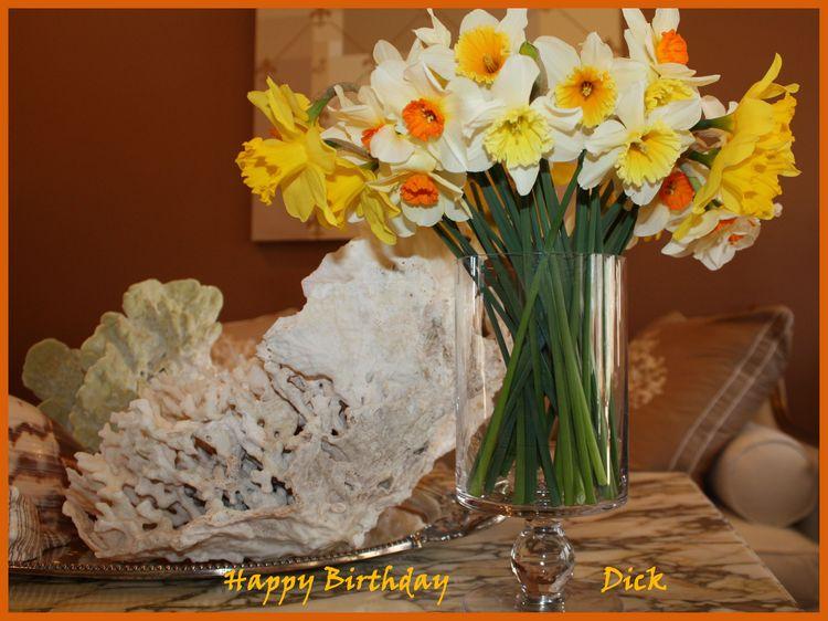 Dick Birthday 2012