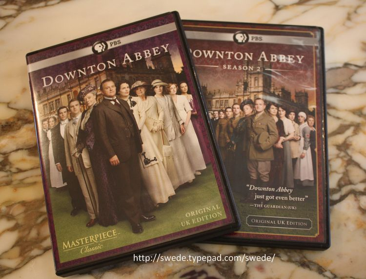 Downton abbey movies