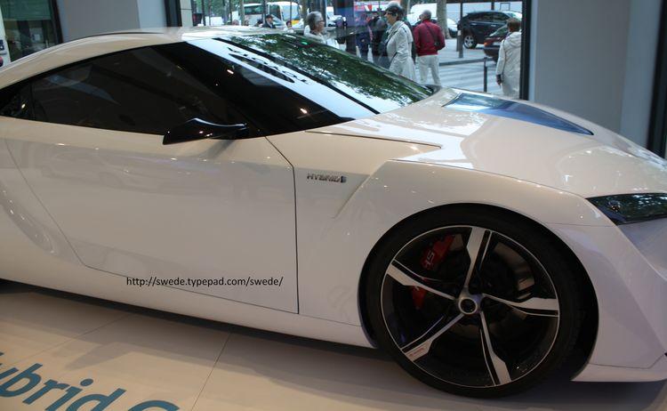 Toyota hybrid 6