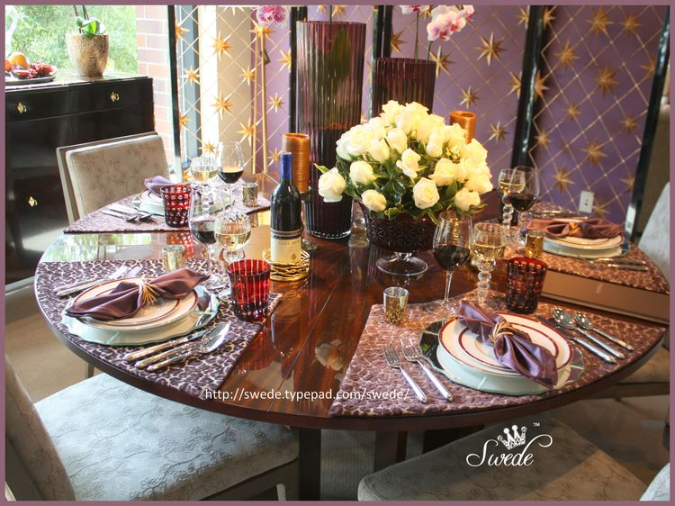 Purple tablelogo