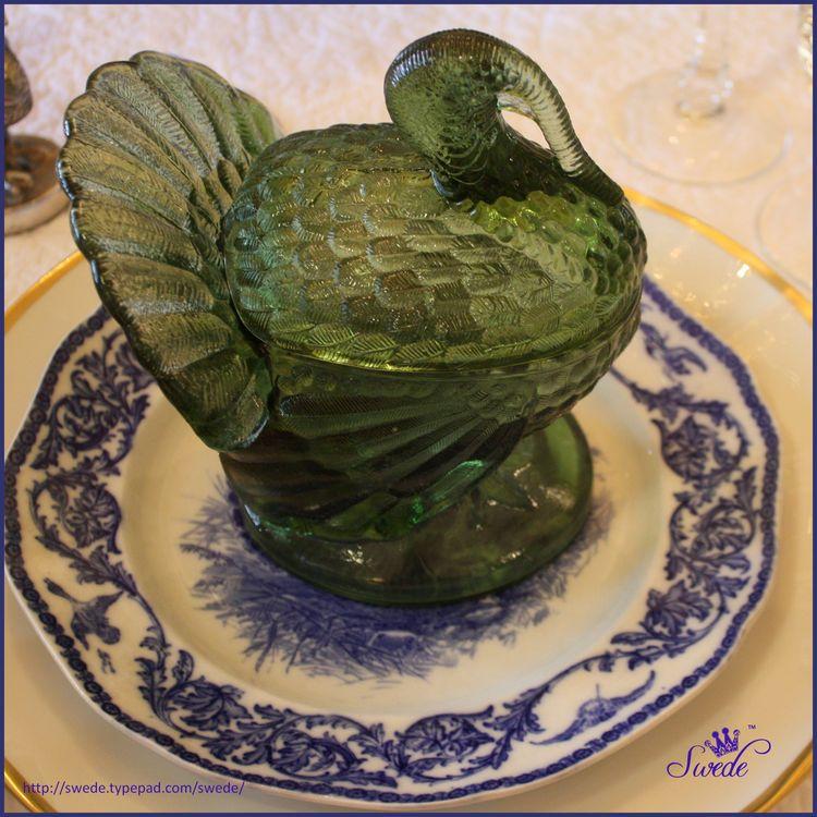 Smith glass green turkey borderlogo