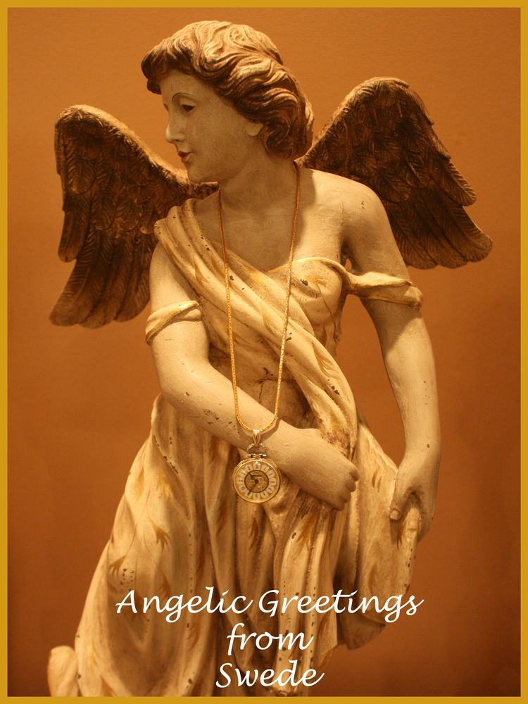 Angelic greetings