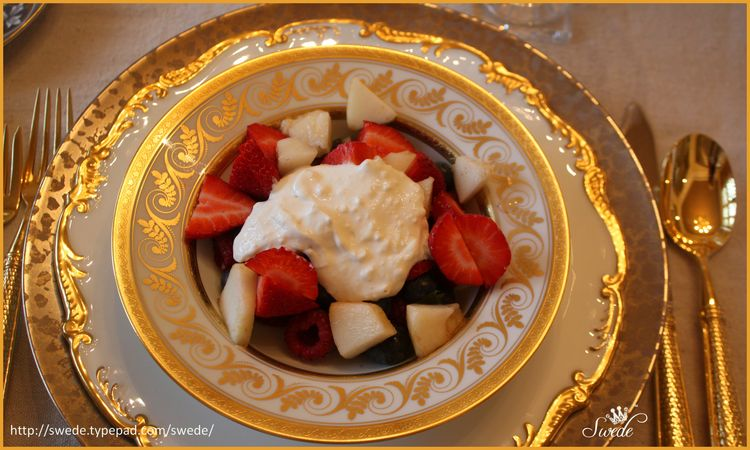 Fruit saucelo