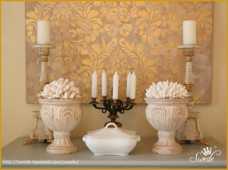 Candles dish lo