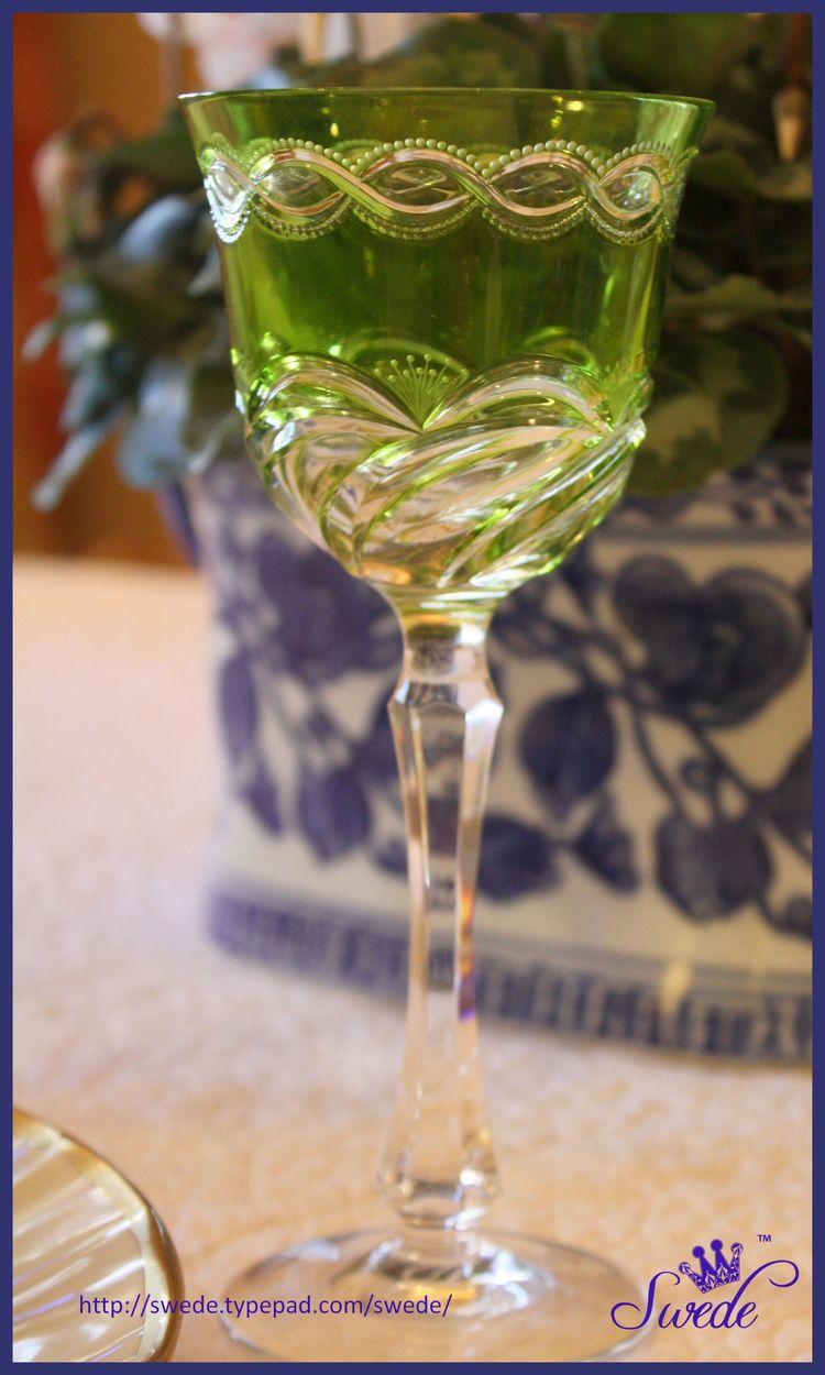 Varga green goblet borderlogo