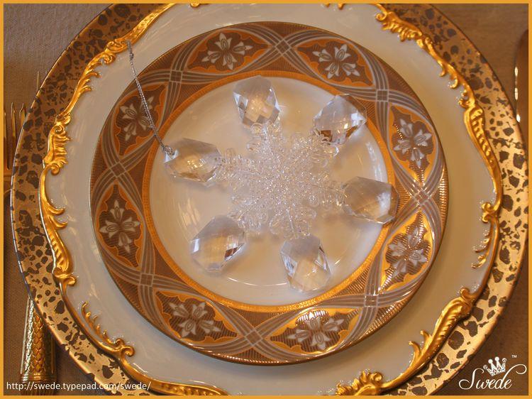 Snowflake ornamentlo