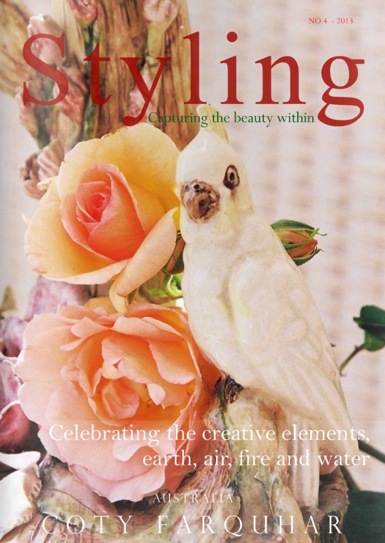 April Styling magazine