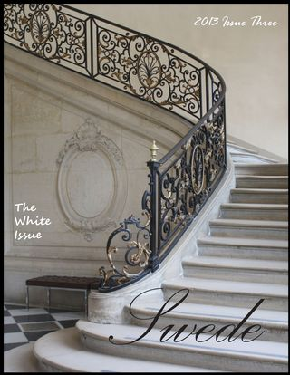 The White Issue Cover Page