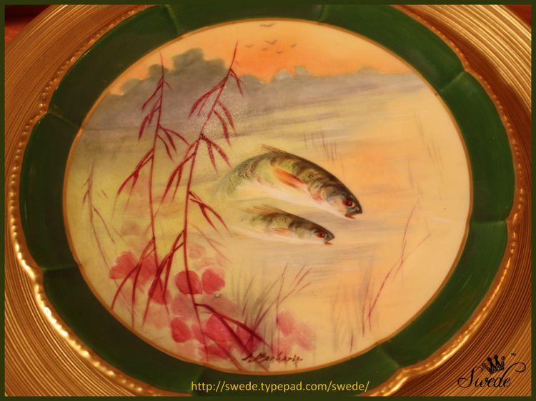 Fish platelogo