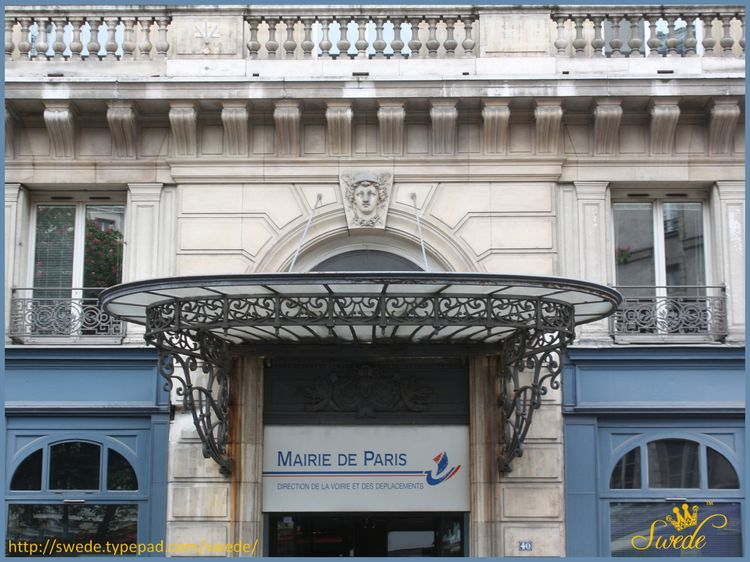 City of parislogo