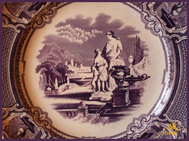 Plate design purplelogo