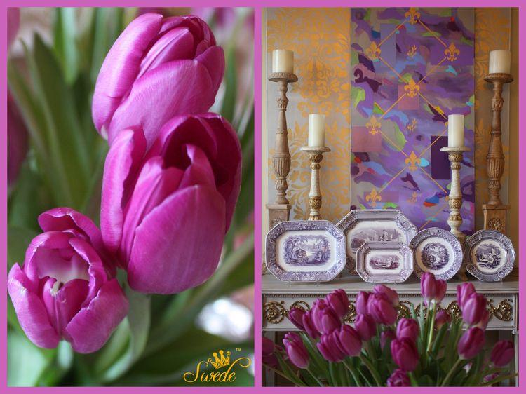 Tulip collage onelogo