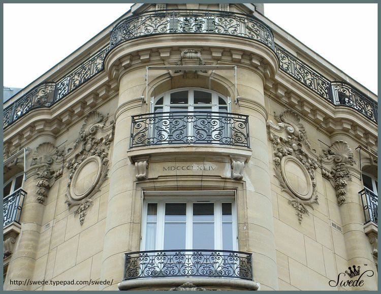 1894 beautiful building Parislogo