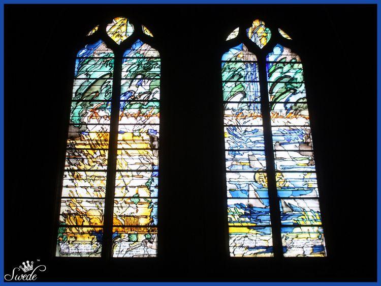 2014-06-0233windows Saint-Gervais Saint-Protais Churchlo