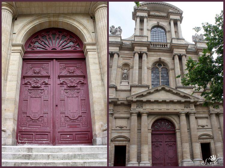 2014_06_0211front facade Saint-Gervais Saint-Protais Churchlo