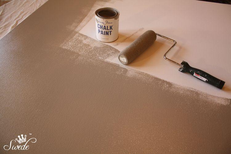 French linen chalk paint