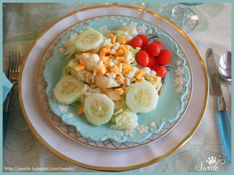 Salad platelo