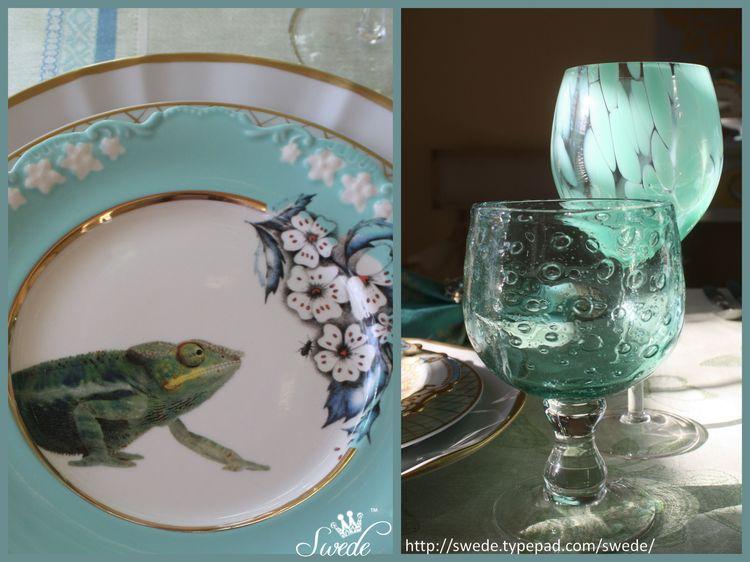 Collage chameleon closerlo