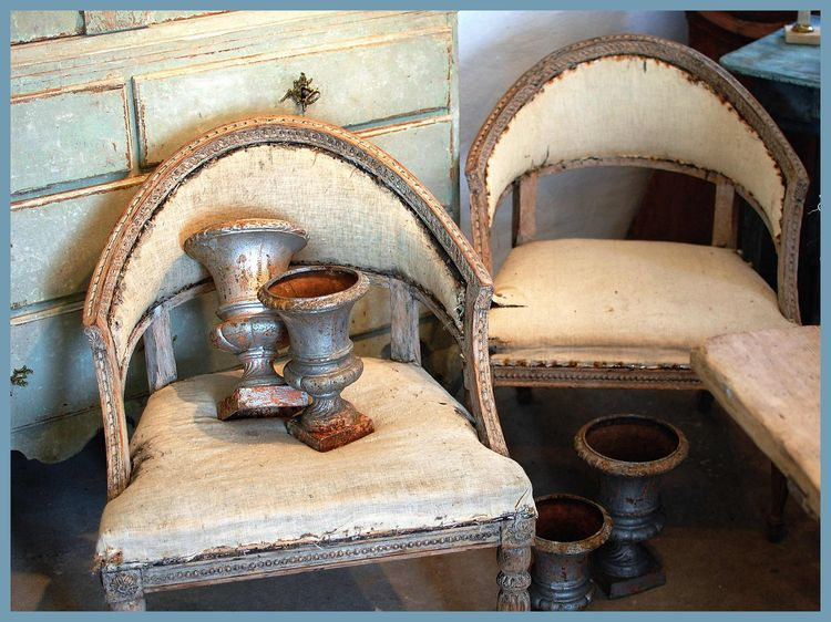 Gustavian 1790s Chairs