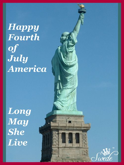 Fourth of July Card lo