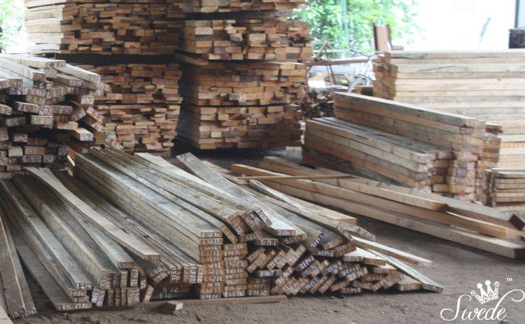 Raw lumberlo