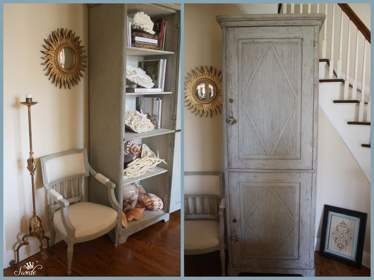Reeded cabinet 1850-60lo