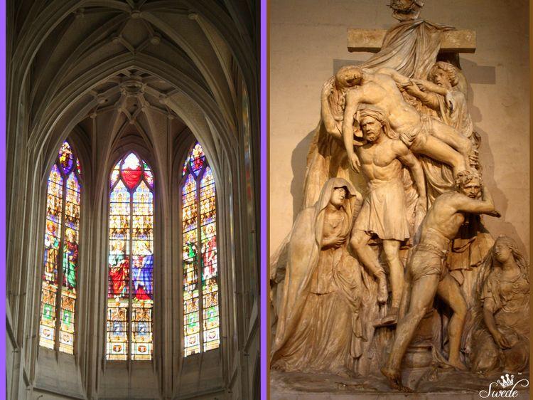 CollageduoSaint-Gervais Saint-Protais Churchlo