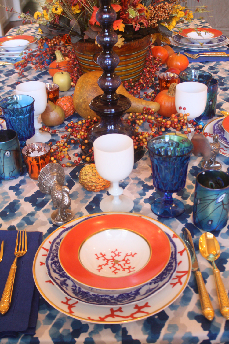 Swede Collection Tgiving 2016 table