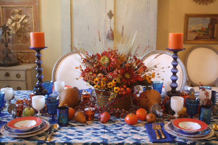 Swede Collection Tgiving 2016 table set