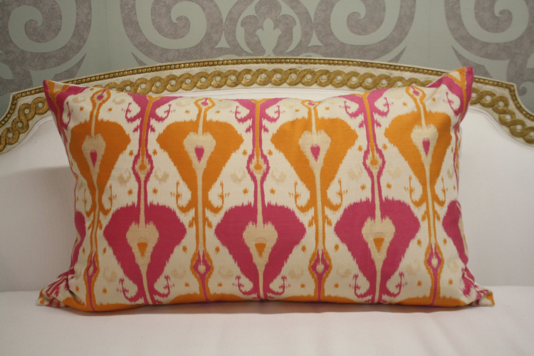 Kravet Couture 18 by 30 pillow